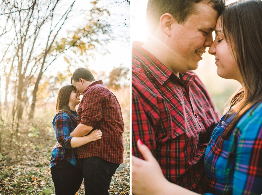 Omaha Engagement Photography - Angie & Mat 16