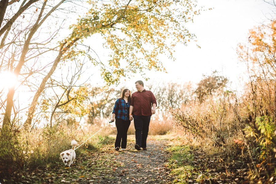 Omaha Engagement Photography - Angie & Mat 17