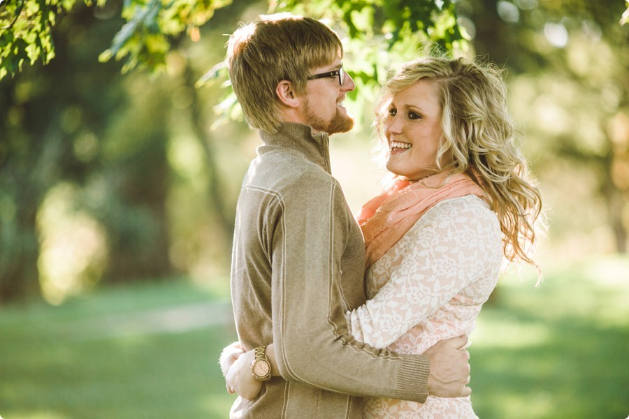 Omaha Engagement Photography - Ivie & Myles 01