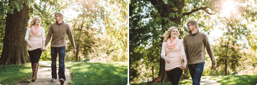Omaha Engagement Photography - Ivie & Myles 03