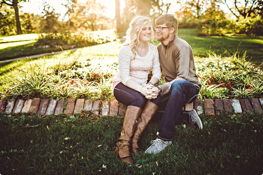 Omaha Engagement Photography - Ivie & Myles 06