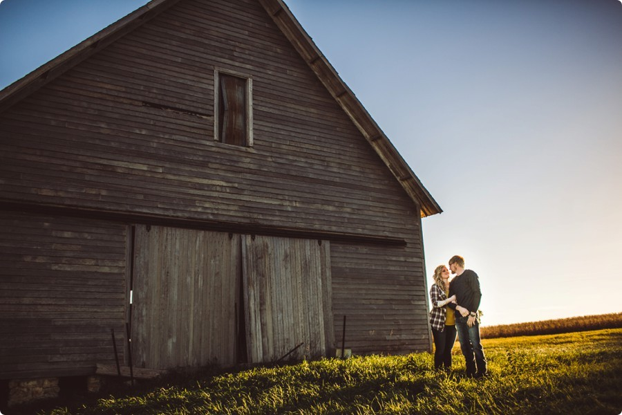 Best damn photographer in Omaha Engagement Photography - Ivie & Myles 10
