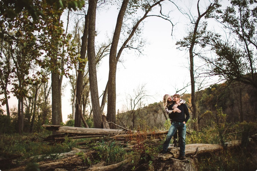Omaha Engagement Photography - Ivie & Myles 19