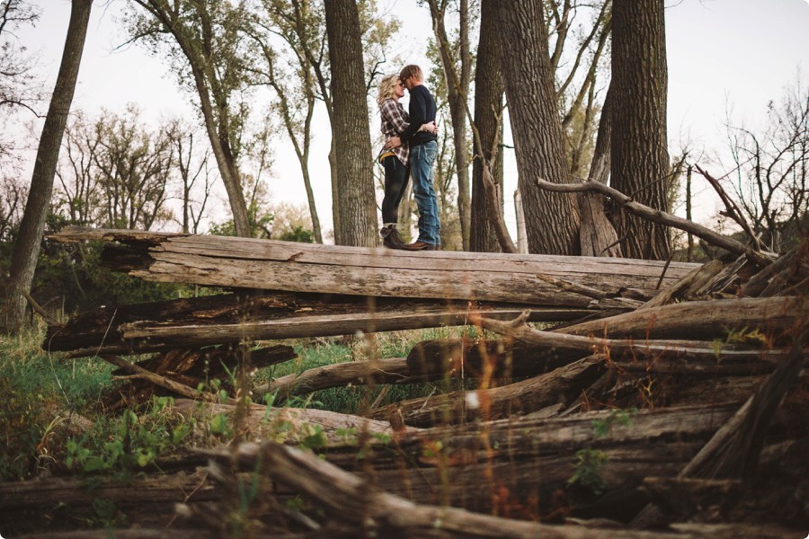 Omaha Engagement Photography - Ivie & Myles 20