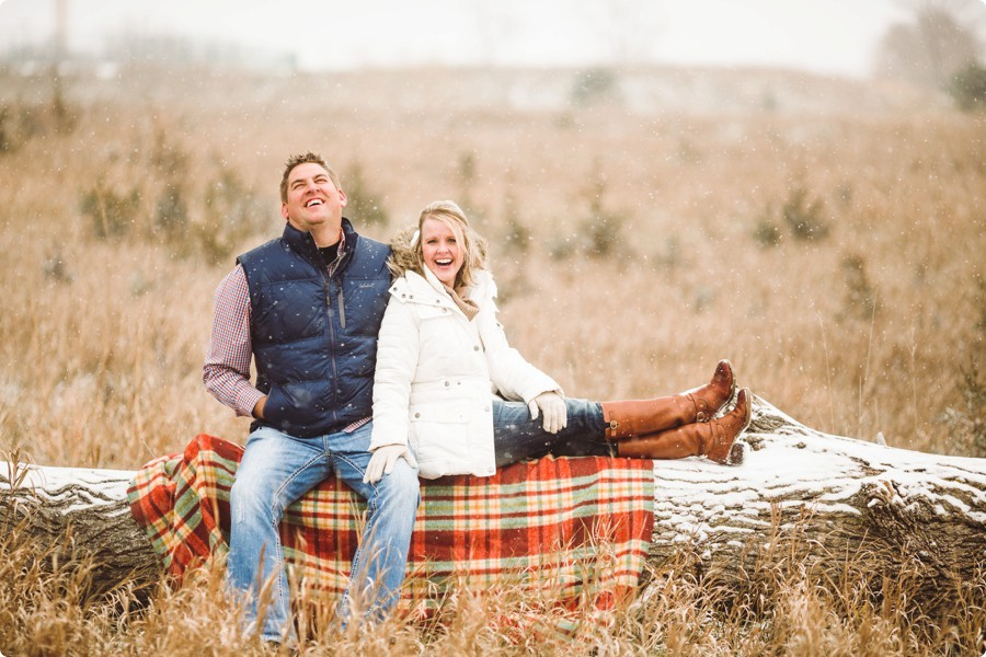 Omaha Engagement Photography - Jessica & Zach 15