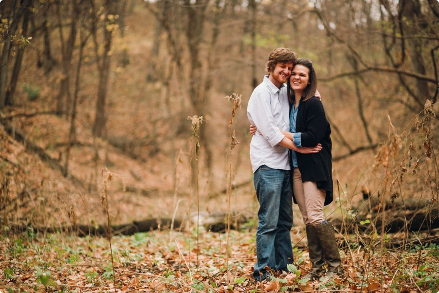 Omaha Engagement Photography - Jordan & Brian 02