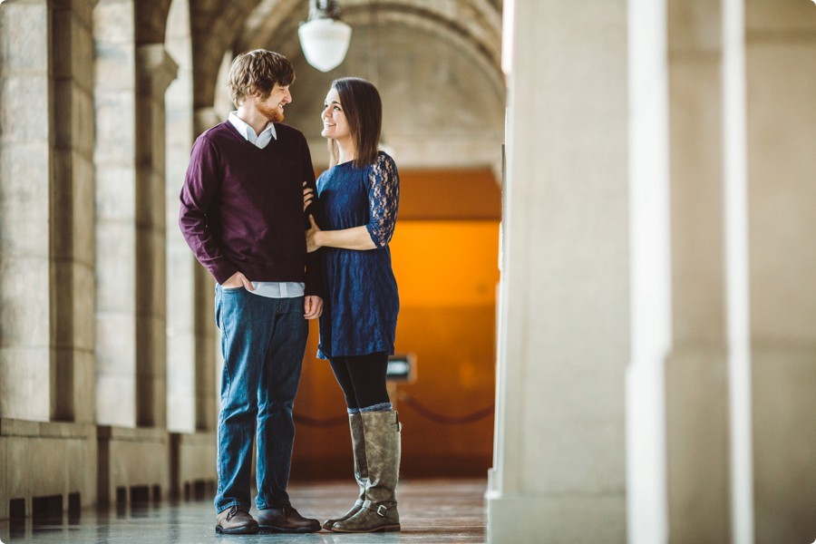 Omaha Engagement Photography - Jordan & Brian 07