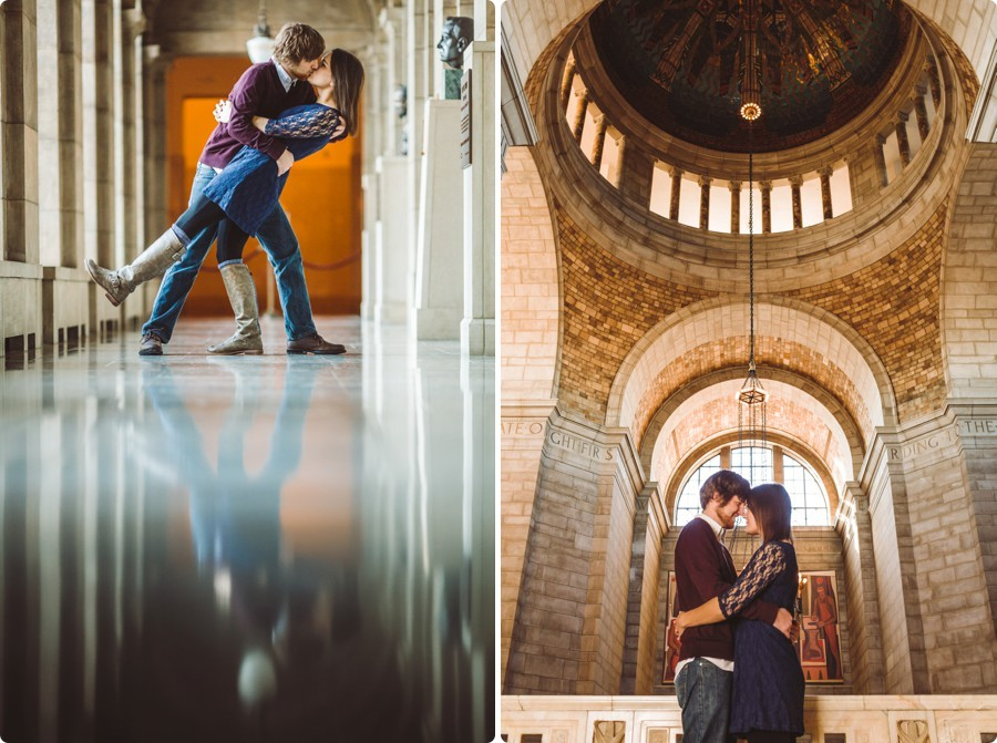 Omaha Engagement Photography - Jordan & Brian 09