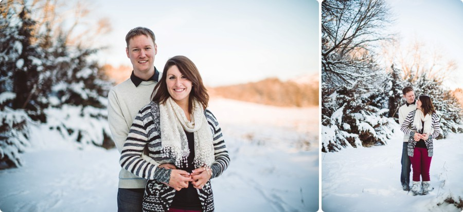 Omaha Engagement Photography - Sarah & Scott 11