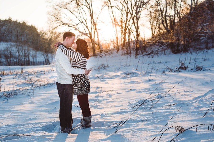 Omaha Engagement Photography - Sarah & Scott 13