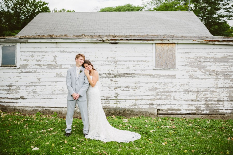 Omaha Wedding Photography - Gabby & Brett 16