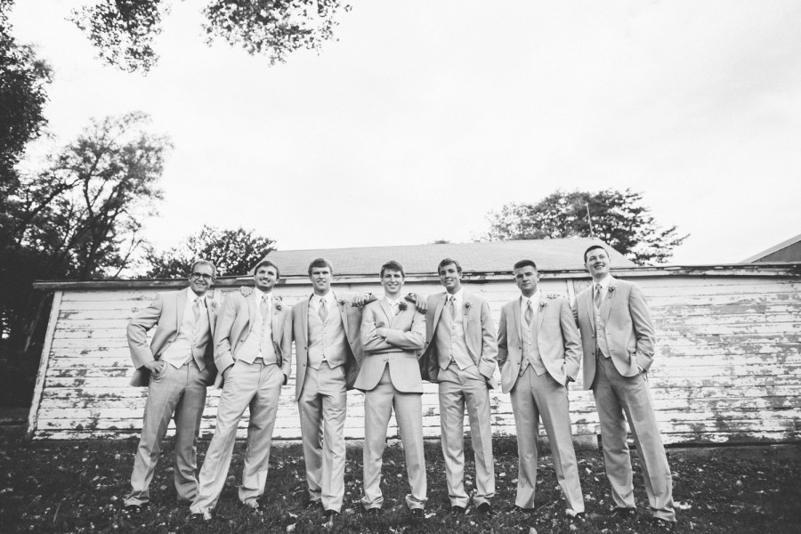 Omaha Wedding Photography - Gabby & Brett 27