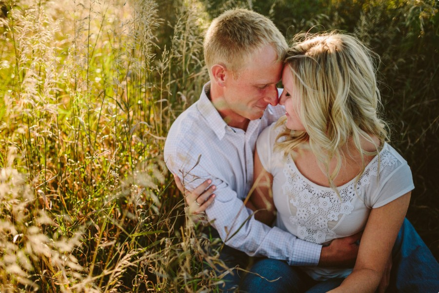 Nebraska Engagement Photogrphy - C&J 08