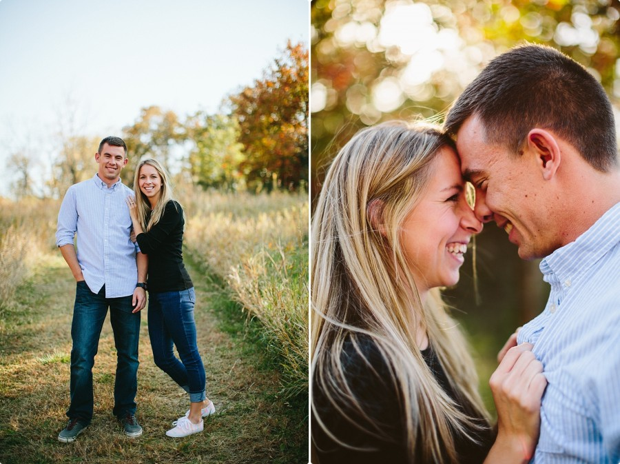 Omaha Engagement Photography - Mal&Brett 02