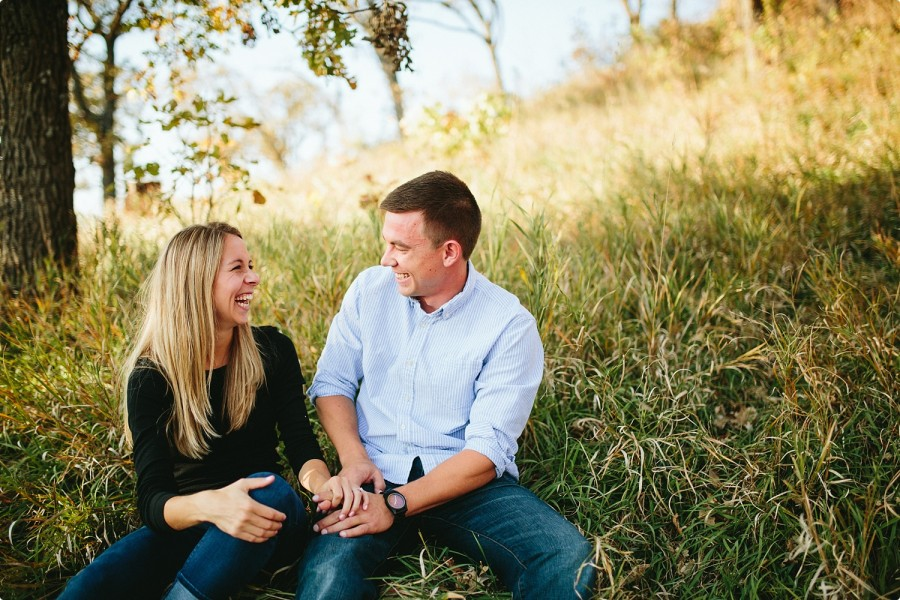 Omaha Engagement Photography - Mal&Brett 08