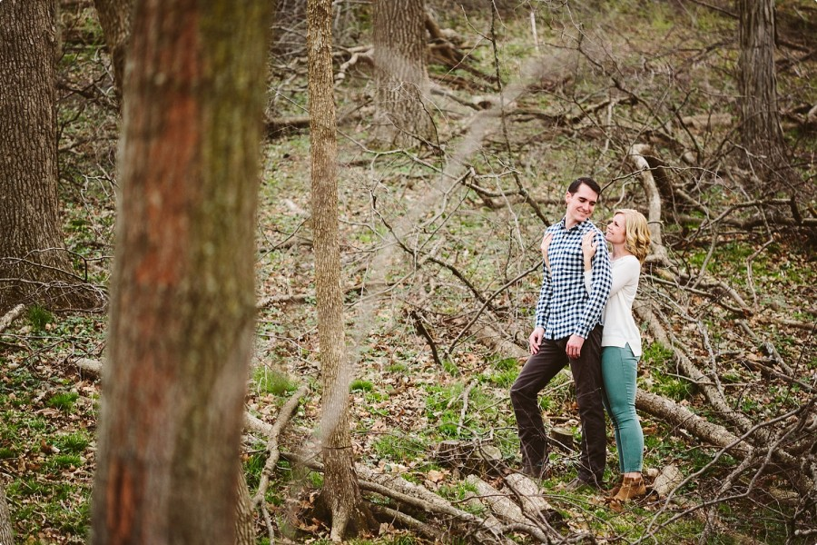 Omaha Engagement Photographer - Allison Josiah 05