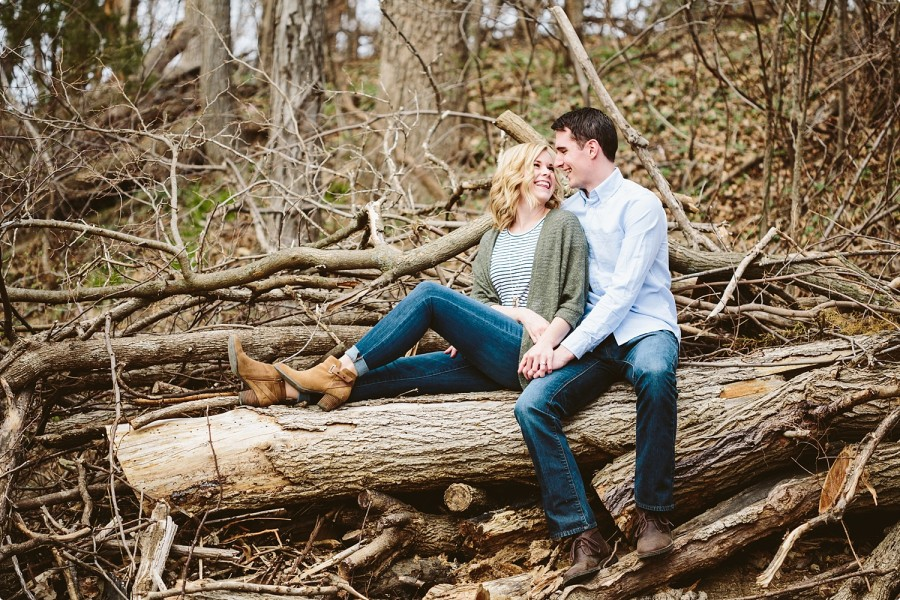 Omaha Engagement Photographer - Allison Josiah 08
