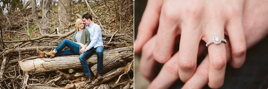 Omaha Engagement Photographer - Allison Josiah 09