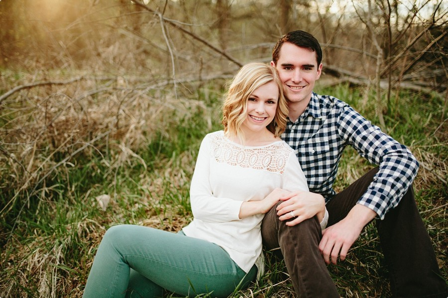 Omaha Engagement Photographer - Allison Josiah 12