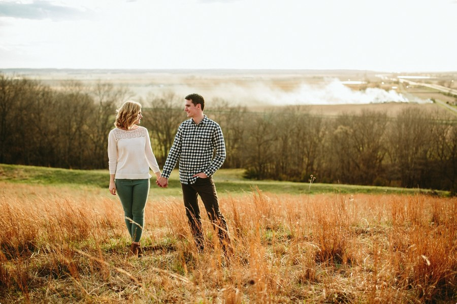 Omaha Engagement Photographer - Allison Josiah 15