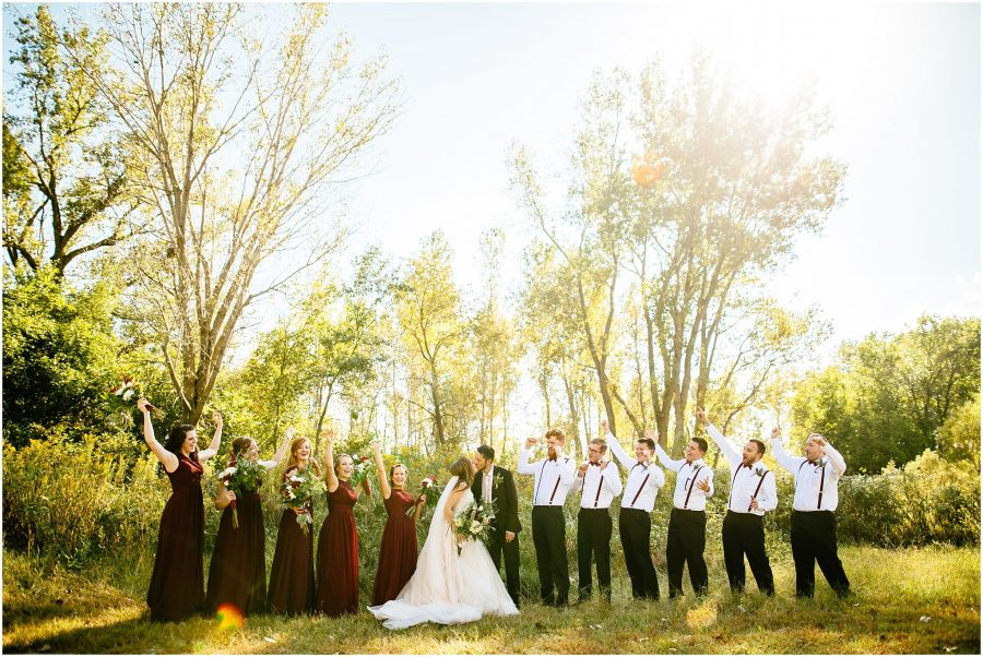 Celebrate with an Omaha Wedding Party