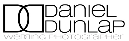 Modern Omaha Wedding Photographer – Daniel Dunlap logo